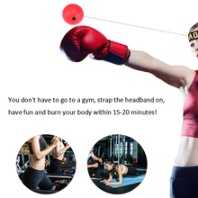 Speed-Punch Boxer-Raising Boxing Hand-Eye-Training-Set Ball-Sanda Exercise Reaction-Force