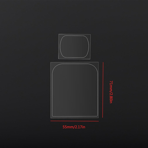 Image 5 - DJI Osmo 포켓 스크린 프로텍터 액세서리 렌즈 보호 필름 짐벌 커버 Accesorios 필터 DJI Osmo 포켓 용