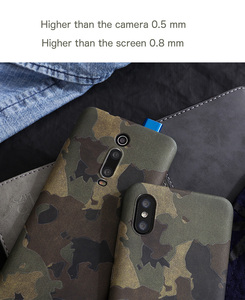 Image 5 - Retro camouflage Plastic hard shell case For xiaomi MI 9 MI9 SE, MI8 MIX3 MIX2S mi10pro K20 PRO 9T PRO