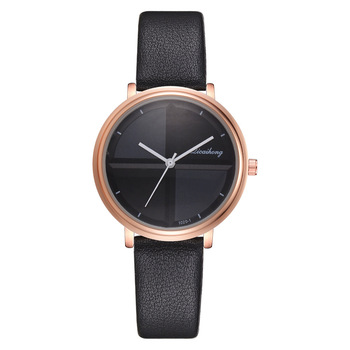 Reloj Mujer Fashion Casual Analog Quartz Watches for Women Stylish Leather Bracelet Belt Ladies Watch Simple Female Wristwatch
