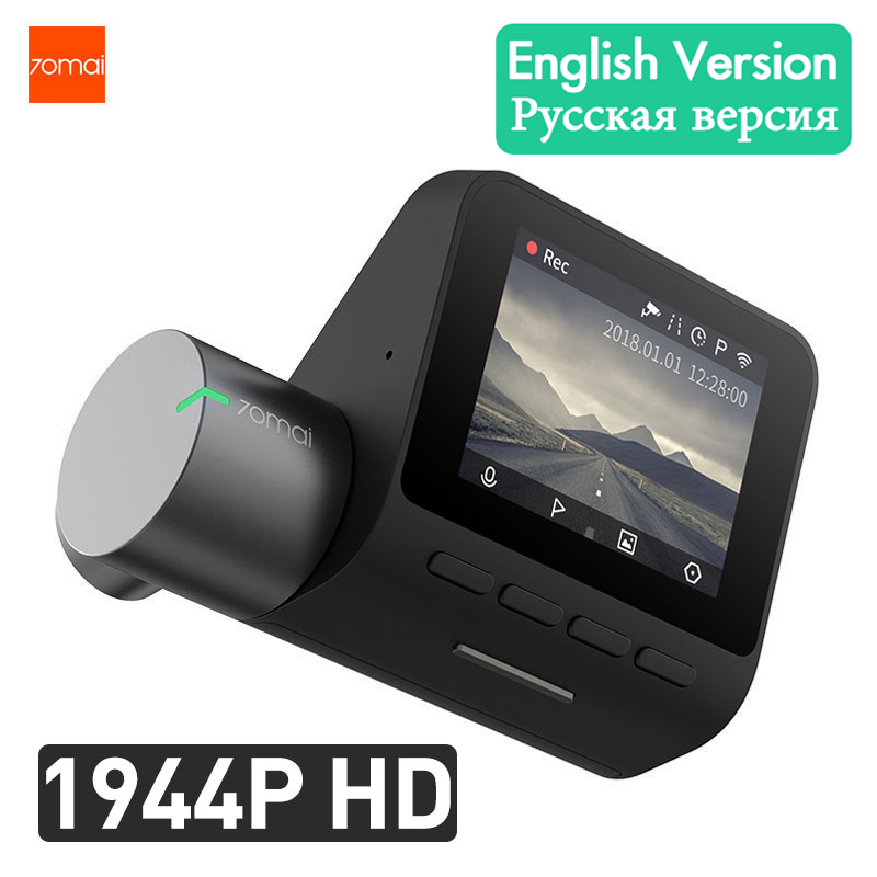 70mai DVR Camera Parking-Monitor Dash-Cam Voice-Control Wifi ADAS GPS Night-Vision 1944P