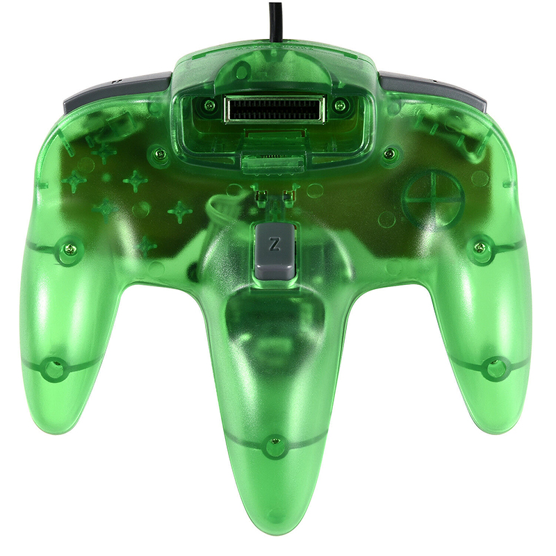 wireless Wired N64 Bluetooth Controller Gamepad Joystick