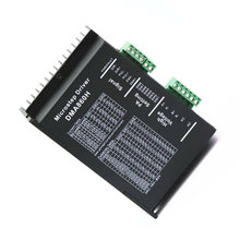 1pc Stepper Motor Driver DM860H Microstep Nema 23 34 Controller Single axis(China)