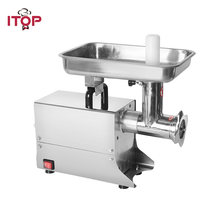Itop Коммерческая электрическая мясорубка из нержавеющей стали