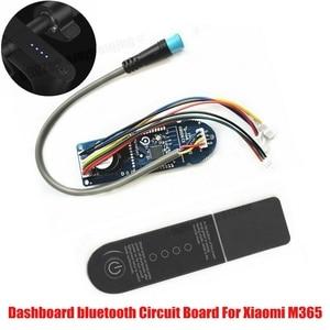 Приборная панель bluetooth Крышка платы для Xiaomi M365 электрический скутер аксессуары Высокое качество Бесплатная доставка