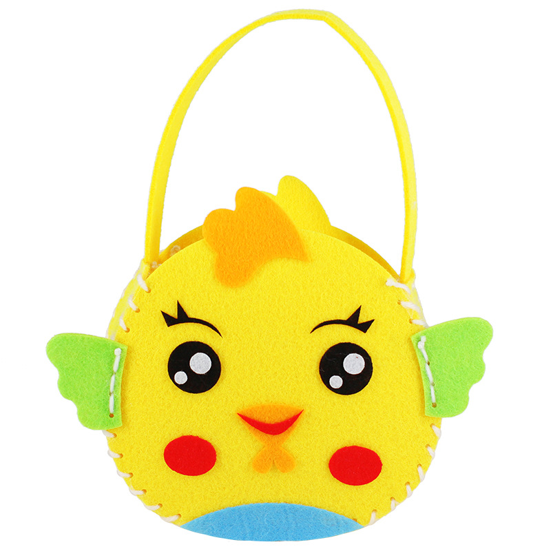 Kindergarten Lots Arts Crafts Diy Toys Colorful Mini Handbag Crafts Kids Educational For Children's Toys Girl/boy Christmas Gift