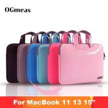 """Сумка для ноутбука Macbook Air Pro retina 11 12 13 14 15 15,"""" чехол для ноутбука Xiaomi Air Msi Asus сумка для компьютера"""