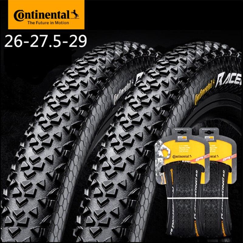 Шина Continental 26/27,5 29X2,0 2,2 для горного велосипеда, дорожного велосипеда, гоночная шина king для велосипеда, устойчивая к прокалыванию, складная ши...