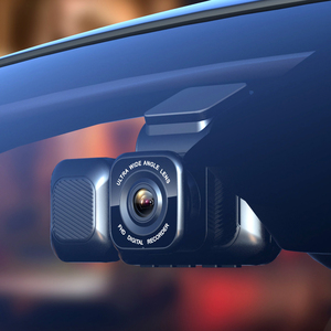 Aiba A12 Dash Cam Car Camera Recorder Dual Lens Night Vision Parking Recorder 1296P 4mega Pixels Car DVR Portable Recorder LCD(China)