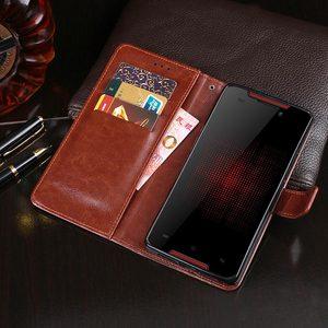 Image 4 - For Cubot Quest Lite Case Flip Wallet Business Leather Fundas Phone Case for Cubot Quest Lite Cover Capa Accessories