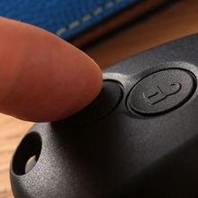 2 кнопки Автомобильный ключ брелок дистанционный блокировка