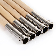 HEIßER 5 stücke Zeichnung Bleistift Extender Gerät Verlängert Carbon Stangen Clip Verlängerung Bar Bleistift Skizze Kunst LSF