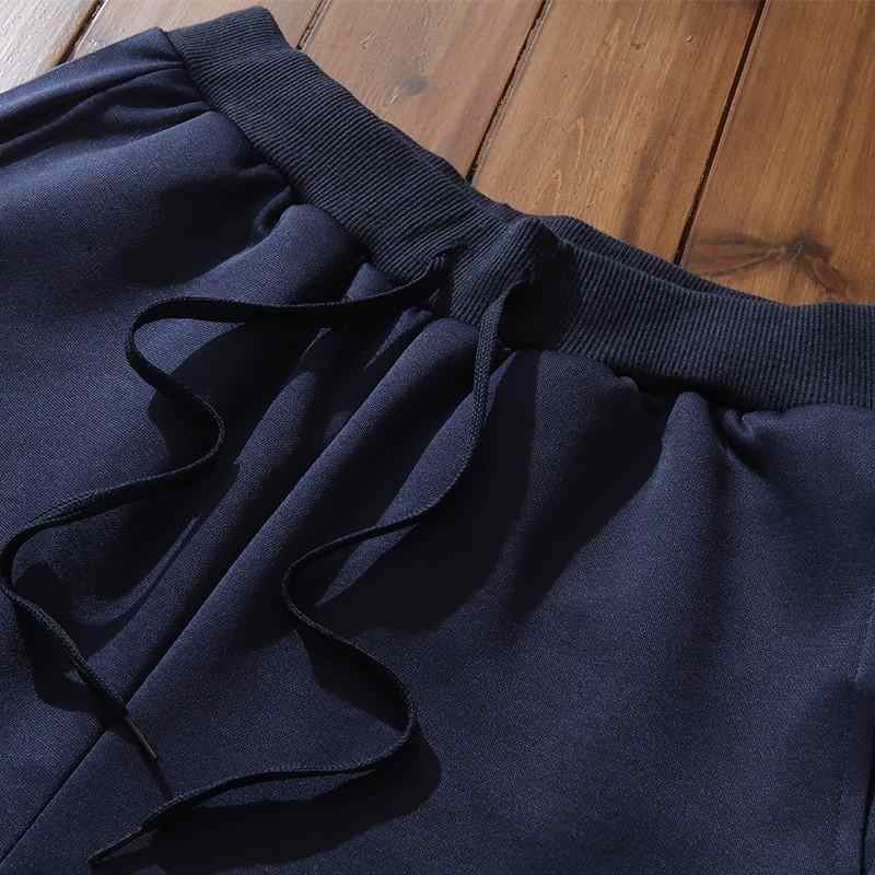 Varsanol новые мужские комплекты Модный осенне-весенний спортивный костюм Толстовка + спортивные штаны мужская одежда Комплекты из 2 предметов облегающая спортивная одежда Hots