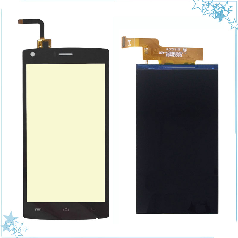 100% Tested For <font><b>Doogee</b></font> <font><b>X5</b></font> Max <font><b>LCD</b></font> Display+Touch Screen Digitizer For <font><b>Doogee</b></font> <font><b>X5</b></font> Max <font><b>Pro</b></font> Screen <font><b>LCD</b></font> Spare Parts image