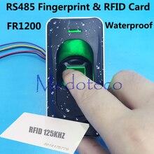 FR1200 Voor Inbio160 Inbio260 Inbio 460 F18 Toegangscontrole RS485 Rfid 125Khz Kaart Vingerafdruklezer