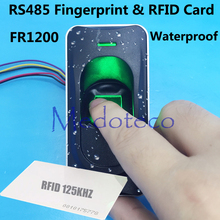 FR1200 עבור inbio160 inbio260 Inbio 460 F18 גישה בקרת RS485 Rfid 125khz כרטיס קורא טביעות אצבע