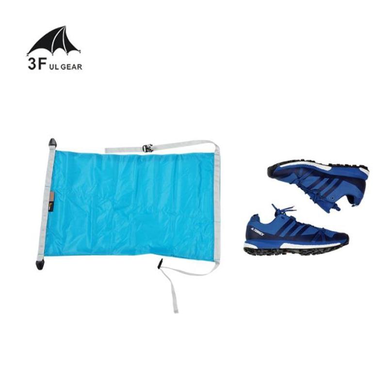 3F UL GEAR Tangram Puzzle Multipurpose Sundries Bag Wash Gargle Bag Travel Essentials Outdoor Bag