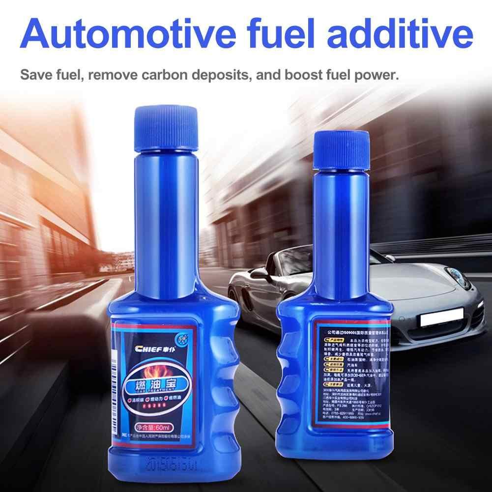 60 مللي حاقن وقود نظافة سيارة نظام الغاز التوقف حفظ الغاز النفط المضافة الكربون عميل التنظيف استعادة الأداء التسليم المباشر
