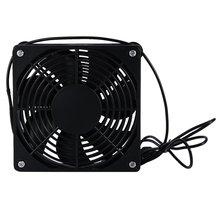 Кулер вентилятор для телевизора бесшумный кулер с защитной сеткой