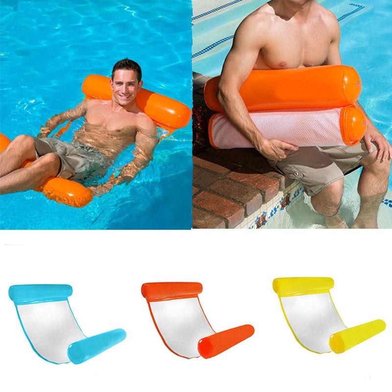 Kids Net Bag Swimming Accessories Chair Swimming Kit Beach Pool Water Seaside