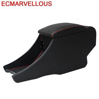 Automobile Protecter Accessories Automovil Modified Personalized Styling Car Arm Rest Armrest 18 19 FOR Citroen C-Quatre