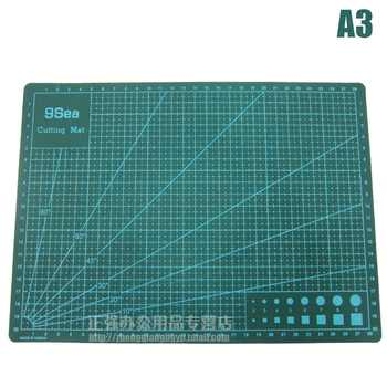A3 Professional Self Healing Cutting Mat for Sewing,Quilting,Hobby; Non-glare Surface Double Sided 3mm Thick, 30x45cm - DISCOUNT ITEM  12 OFF Education & Office Supplies