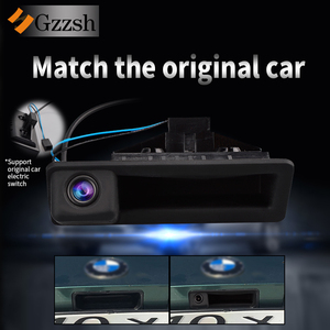 Image 3 - 1080P araba HD dikiz kamera BMW X5 X1 X6 E39 E53 E82 E88 E84 E90 E91 E92 e93 E60 E61 E70 E71 E72 yedek bagaj kolu