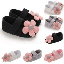 Baby Girls Boys Shoes Comfortable Mixed Colors Flower Fashio