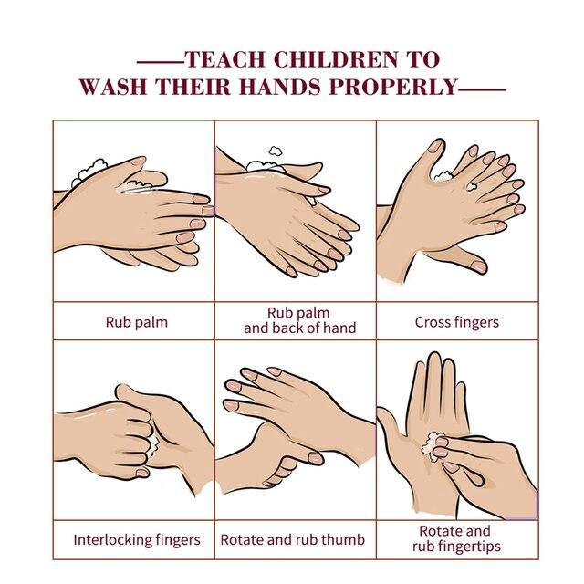 Anti-Bacteria Hand Sanitizer Gel Desinfectante De Manos Anti-virus Moisturizing Disposable Instant Outdoor Cleansing Hand Gel 5