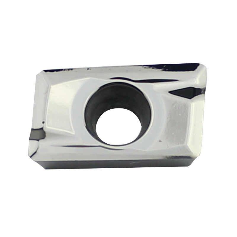 APKT1604 MA3 تحول أدوات كربيد إدراج CNC أداة معدنية قاطعة المطحنة للألومنيوم النحاس و المعادن غير الحديدية