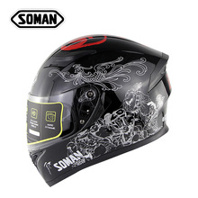Casque Moto Shark Motocicleta Kask Abs Casco Jet Professional Racing Motocycle Helmet Motor Cycle Halmet