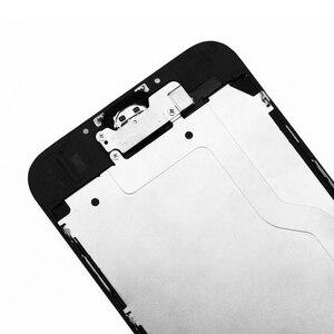 Image 3 - 5 יח\חבילה LCD מסך עבור iPhone 6G 6S מלא סט תצוגת Digitizer עצרת עם לחצן בית + מצלמה קדמית + רמקול