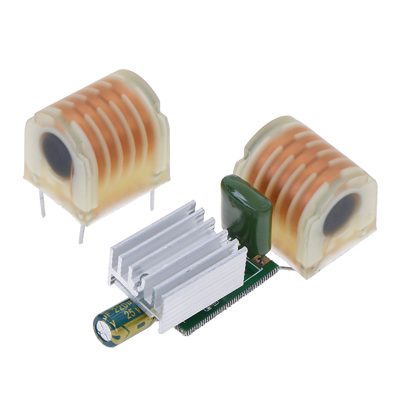 20KV High Frequency High Voltage Transformer Ignition Coil Inverter Driver Board Fume Purifier Negative Ion Generator
