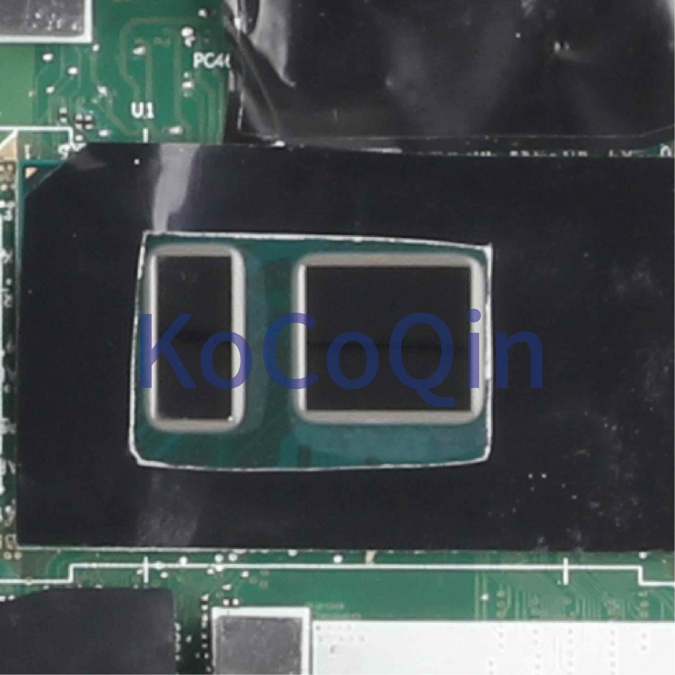 KoCoQin اللوحة الأم لأجهزة الكمبيوتر المحمول لينوفو ثينك باد X270 كور SR2F1 I7-6600U اللوحة الرئيسية DX270 NM-B061 01LW730 01HY522 100% اختبارها