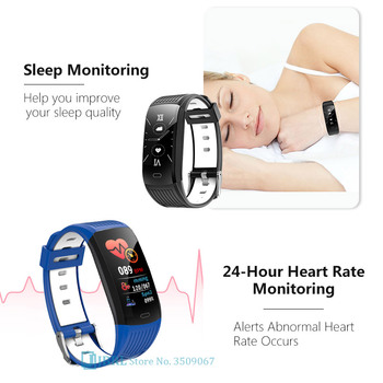 2021 Silicone Bracelet Smartwatch Men Women Smart Watch Fitness Tracker For Android iOS Smart Clock Sport Waterproof Smart-Watch 3