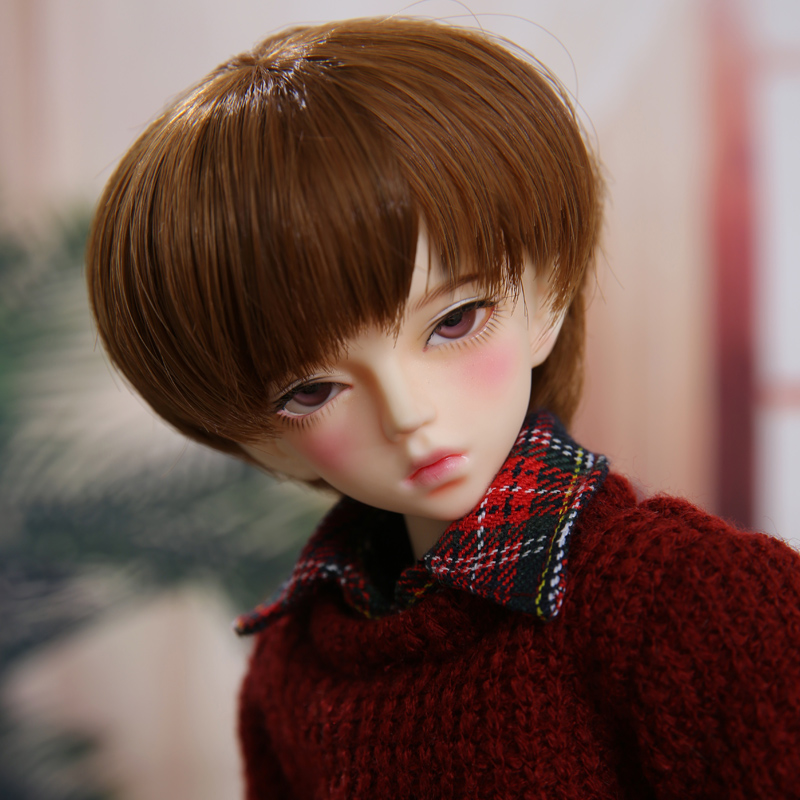 OUENEIFS BJD Dolls Lutsbjd 07SP 1/4 40cm Boy Body Model Joint Doll Secondary Element World