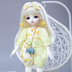 Image 1 - LCC Chloe BJD SD Pop 1/6 Body Hoge Kwaliteit Hars Speelgoed Gratis Eye Ballen Fashion Christmas Gift