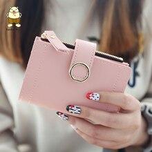 Beibaobao, женские кошельки, Маленький модный брендовый кожаный кошелек для женщин, женская сумка для карт,, клатч, женский кошелек, кошелек для денег