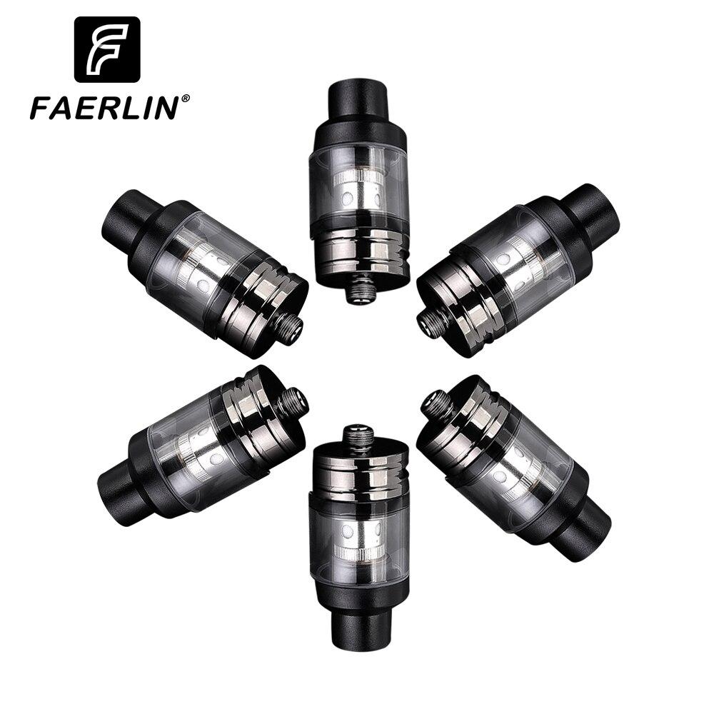 Faerlin Atomizer Vape Tank 2ml  22mm  Electronic Smoke Coil Spare Glass  For Big Vape Electronic Cigarette Vape Mod 40-120W