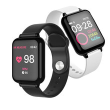 Simple Health Management Sport Smart Watches Heart Rate Monitor Men Women Smartwatch