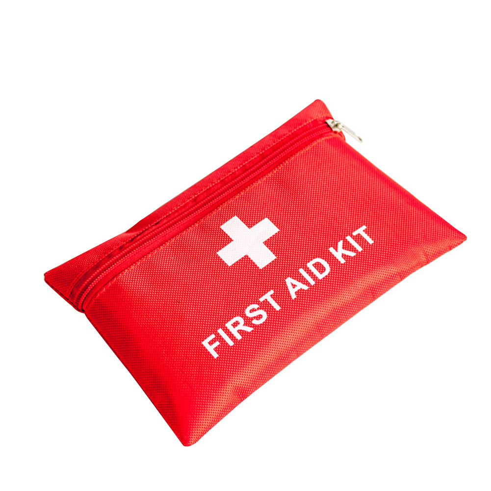 79pcs Outdoor Camping Office Emergency Tool Elastic Bandage Survival Handbag Multifunctional Scissors Tweezers First Aid Kit