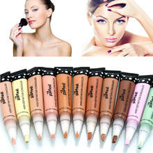 12 Colors Cover Face Concealer Cream Perfect Foundation Cream Pro Contour Makeup Liquid High Concealer Makeup TSLM2