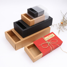 MissYe Store 10pcs/lot  christmas gift packaging Jewery Organizer Box Rings Storage Cute Small Gift For Earrings