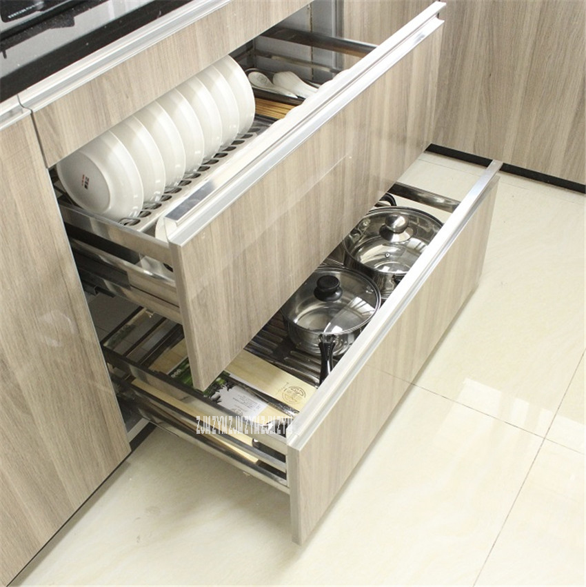Stainless Steel Pull Out Dish Rack Off 53