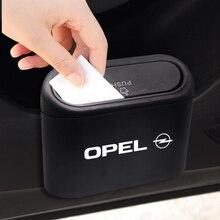 Car-Trash-Can-Bin-Bag Garbage-Holder-Tool Rubbish Universal Auto Waterproof Mini Portable