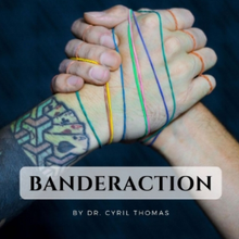 Banderaction pelo dr. cyril thomas-truques de magia