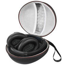 Headphone EVA Hard Case for Anker Soundcore Life Q20 Wireless Bluetooth Headphones Cover Carrying Box Portable Storage Bag image