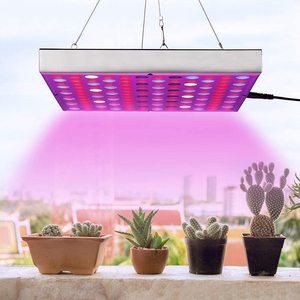 Image 1 - LED Wachsen Licht Phyto Lampe 45W Lampe Für Anlage AC85 265V Phytolamp Für Pflanzen Volle Spektrum Für Pflanzen Blume Sämling anbau