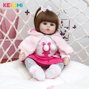 Кукла-младенец KEIUMI KUM18CB09-W11 4