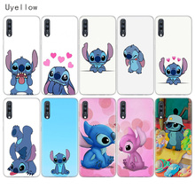 Uyellow Disneys Stitches Phone Case For Samsung A10 A20 A30 A40 A50 A60 A70 A80 A20E Cover Galaxy M10 M20 M30 M40 Soft Coque